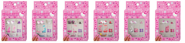 hello kitty nail decorating kit