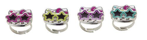 hello Kitty glam kids ring adjustable 53521