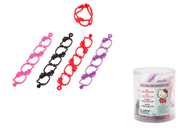 hello kitty rubber bracelet
