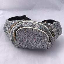 Load image into Gallery viewer, Chunky Glitter Fanny Packs