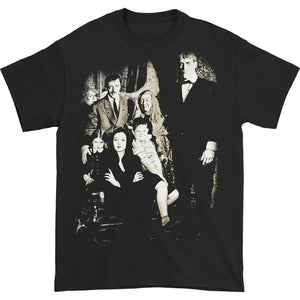 Addams Family Portrait Tee
