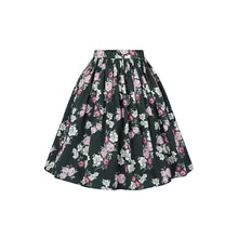 Load image into Gallery viewer, floral circle skirt jasmine bloom