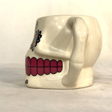 Load image into Gallery viewer, 3D Sugar Skull Mugs