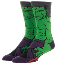 Load image into Gallery viewer, The Hulk Character Socks