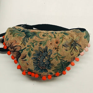 Carpet Bag Fanny Pack