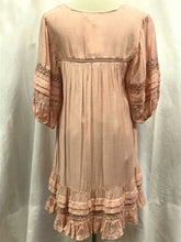 Load image into Gallery viewer, Layla Pink Sleeved Tunic