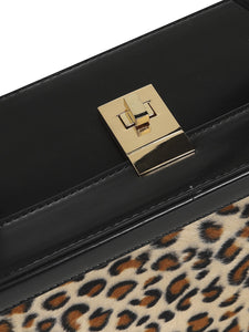 Tasha Animal Print Hand Bag