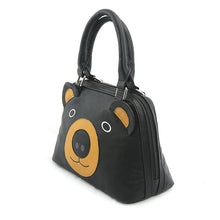 Load image into Gallery viewer, Teddy Bear Satchel Purse