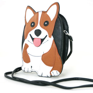 Corgi Crossbody Purse