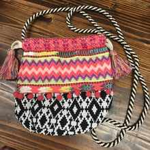 Load image into Gallery viewer, Woven Drawstring Purse