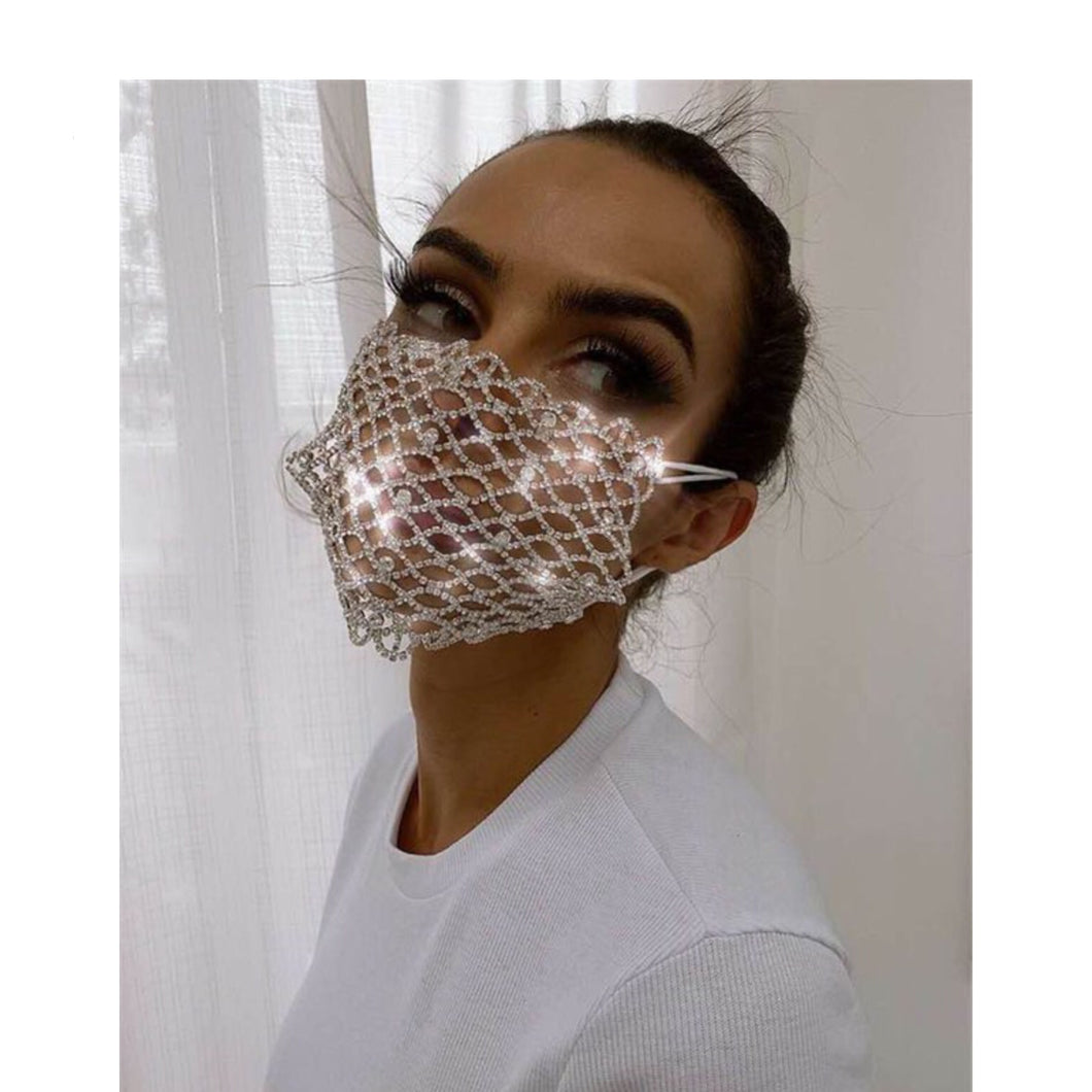 Blingy Face Mask Covering