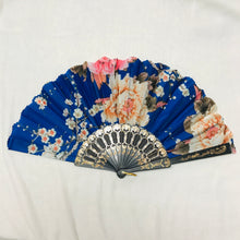 Load image into Gallery viewer, Floral Hand Fan- More Colors Available!