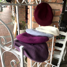 Load image into Gallery viewer, Classic Felt Beret- 5 Colors Available!