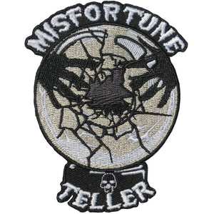 Misfortune Teller Crystal Ball Patch