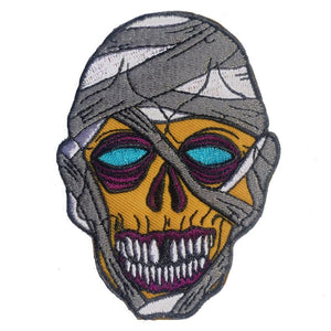Mummy Head Patch