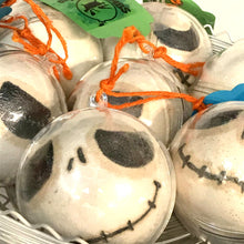 Load image into Gallery viewer, Nightmare Before Christmas Jack Bath Bomb
