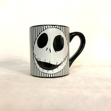 Load image into Gallery viewer, Nightmare Before Christmas Jack Striped Mug