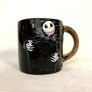 Nightmare Before Christmas Meant to Be Heat Changing Mug