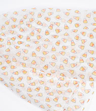 Load image into Gallery viewer, Candy Corn Print Hair Scarf