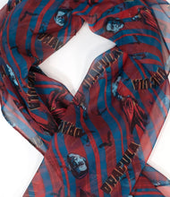 Load image into Gallery viewer, Dracula Universal Monsters Hair Scarf