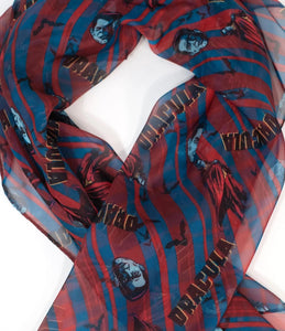 Dracula Universal Monsters Hair Scarf