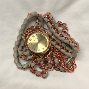 Watch Wrap Bracelet