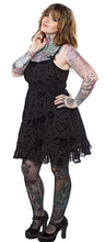 Load image into Gallery viewer, dolly barbed wire dress sourpuss