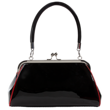 Load image into Gallery viewer, Red Webbed Widow Handbag