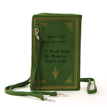 Load image into Gallery viewer, Wizard of Oz Book Purse