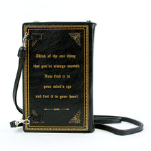 Load image into Gallery viewer, Beauty & The Beast Book Purse
