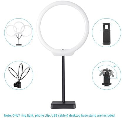 Ring Light Kit with Parts