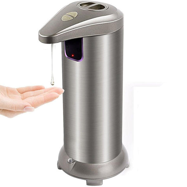 Automatic  Hand Soap Dispenser Counter top Touchless Hand Sanitizer and Soap Dispenser
