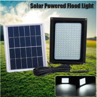 RadiantX™ Solar Security Light Outdoor Motion Sensor LED Flood Lights