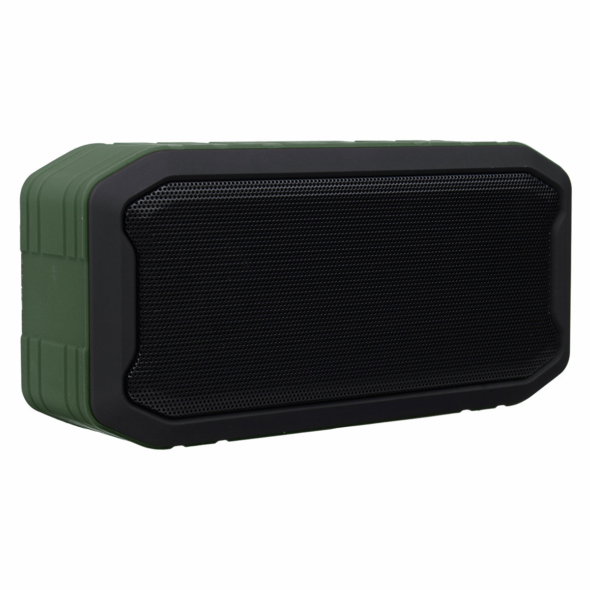 HomeTrendz™ Portable Wireless Bluetooth Speaker Surround Sound Stereo Waterproof Outdoor Speaker with Mic