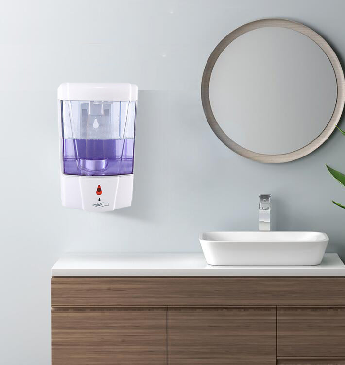 Automatic Soap Dispenser Wall Mounted Touchless Dispenser
