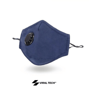 Viral Tech™ Filtration Mask - PM 2.5 Reusable Face Mask