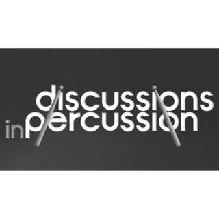 Discussions in Percussion Logo