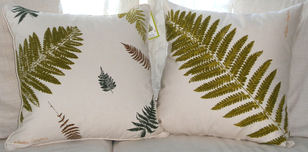 Fern Pillow Covers