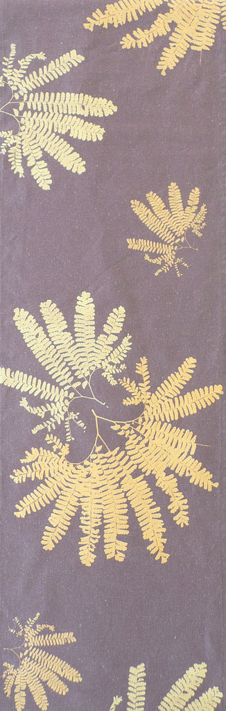 Maidenhair Fern Table Runner