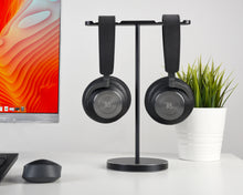 Load image into Gallery viewer, Jokitech Dual Aluminum Headphone Stand