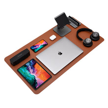 Load image into Gallery viewer, Jokitech PU Leather DeskMat