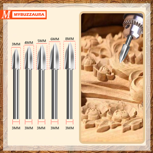 Hi-Speed Woodworking Drill Bits (5PCS)