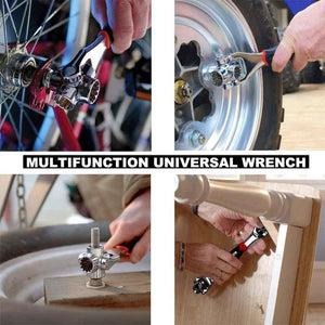 As Seen On TV Universal Tiger Wrench - 48 All In One Wrench Tool With Best Reviews