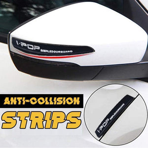 Car Anti-Collision Strips - Pack For 4