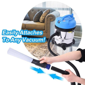 Dust Cleaning Sweeper With Tiny Tubes - Universal Vacuum Dusty Brush Attachment/Master Duster Cleaning Tool With Best Reviews