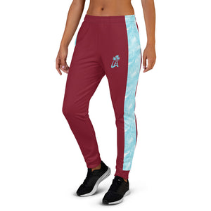LAPT Women's Joggers RASPBERRY PALM