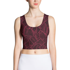 LAPT Crop Top INFRARED