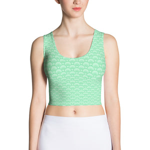 LAPT Crop Top GREEN