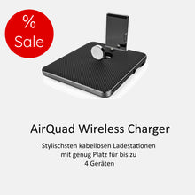 Laden Sie das Bild in den Galerie-Viewer, AirQuad Wireless Charging