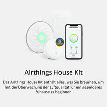 Laden Sie das Bild in den Galerie-Viewer, Airthings House Kit